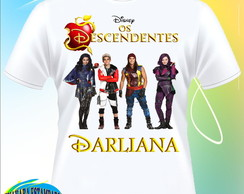 Camiseta Os Descendentes