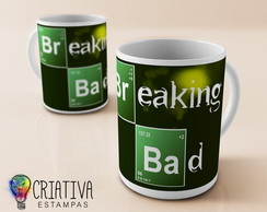 Canecas Séries - Breaking Bad MD7