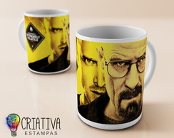 Canecas Séries - Breaking Bad MD9