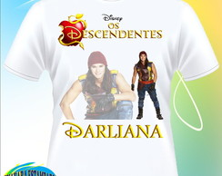 Camiseta Os Descendentes - JAY