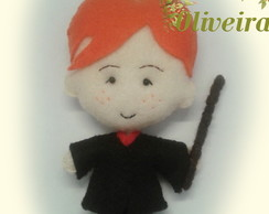 Boneco - Harry Potter - Rony- Decor