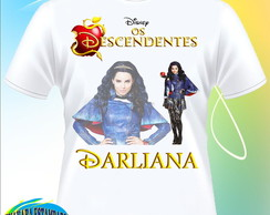 Camiseta Os Descendentes - EVIE