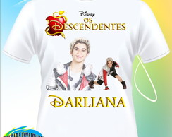 Camiseta Os Descendentes - CLAUDIO