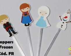 Mini Totens Toppers - Frozen