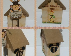 Casinha Mickey Safari