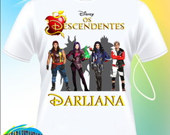 Camiseta Os Descendentes 1