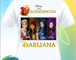 Camiseta Os Descendentes 2