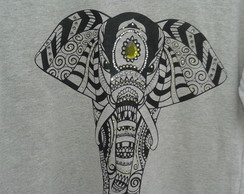 Camisetas Customizadas Elefante