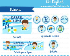 Kit Digital Piscina