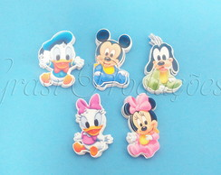 Aplique 17cm Turma do Mickey Baby