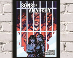 Poster com moldura Sons.Of.Anarchy 2
