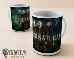 Canecas Séries - Supernatural MD5