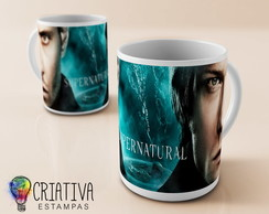 Canecas Séries - Supernatural MD6