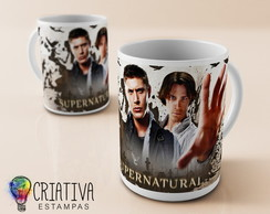 Canecas Séries - Supernatural MD9