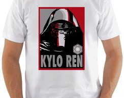Camiseta Star Wars #18 Kylo Ren