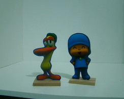MINI TOTENS DO POCOYO