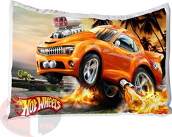 Almofada Hot wheels Personalizada 20x30