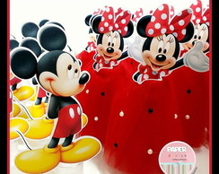 Tubete Minnie e Mickey