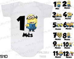 Mesversario Minions Kit 12 Body
