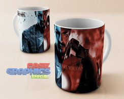 Caneca CIVIL WARS 2