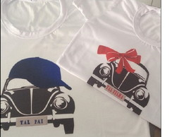 KIT CAMISETAS FUSCA