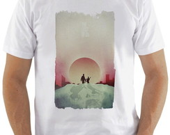 Camiseta The Last of us #2 Por do sol