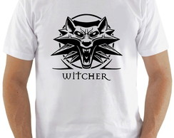 Camiseta The Witcher 3 #2 Lobo