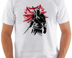 Camiseta The Witcher 3 #3 Gerald Witcher