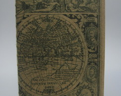 Sketchbook Mapa Mundi 3