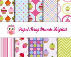 papel digital cupckace 5-10