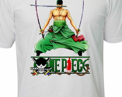 Camiseta One Piece Zoro