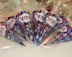 Cones Personalizados Monster High