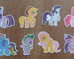 Apliques My Little Pony / Equestria Girl