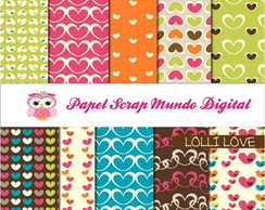 papel digital love 15-15