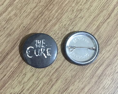 Botton The Cure - 25mm
