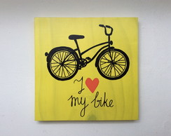 Quadro handmade - I love my bike