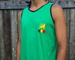 Camiseta Regata Reggae Classic AMARELA tam.P no Elo7  1cd33eb9bfa
