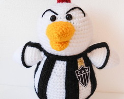 Amigurumi Galo do CAM
