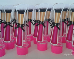Tubete Decorado Pincel de Blush