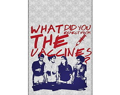 CASE PARA SMARTPHONE - THE VACCINES