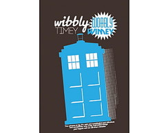 CASE PARA SMARTPHONE - DOCTOR WHO