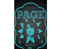 CASE PARA SMARTPHONE - JIMMY PAGE