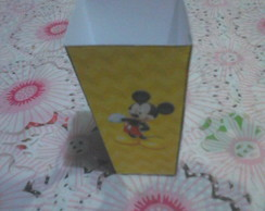 MINI CAIXA DO MICKEY