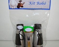 "Kit Robô ""Big Hero"""
