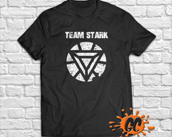 Camiseta Team Stark Iron man