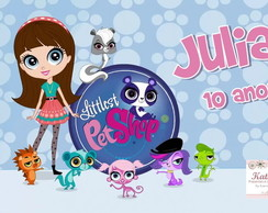 Papel Arroz LITTLEST PETSHOP