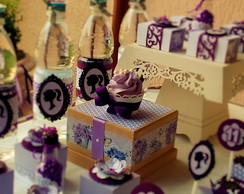 Wrapper para mini cupcake