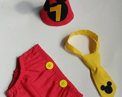 Conjunto para Smash The Cake Mickey