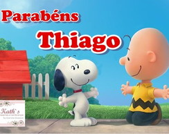 Papel Arroz SNOOPY