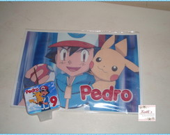 Papel Arroz + Vela POKEMON